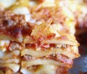 Lasagna by Sunnybrain